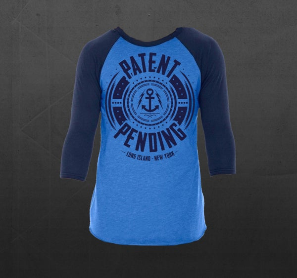 Image of Long Island Anchor Baseball Raglan