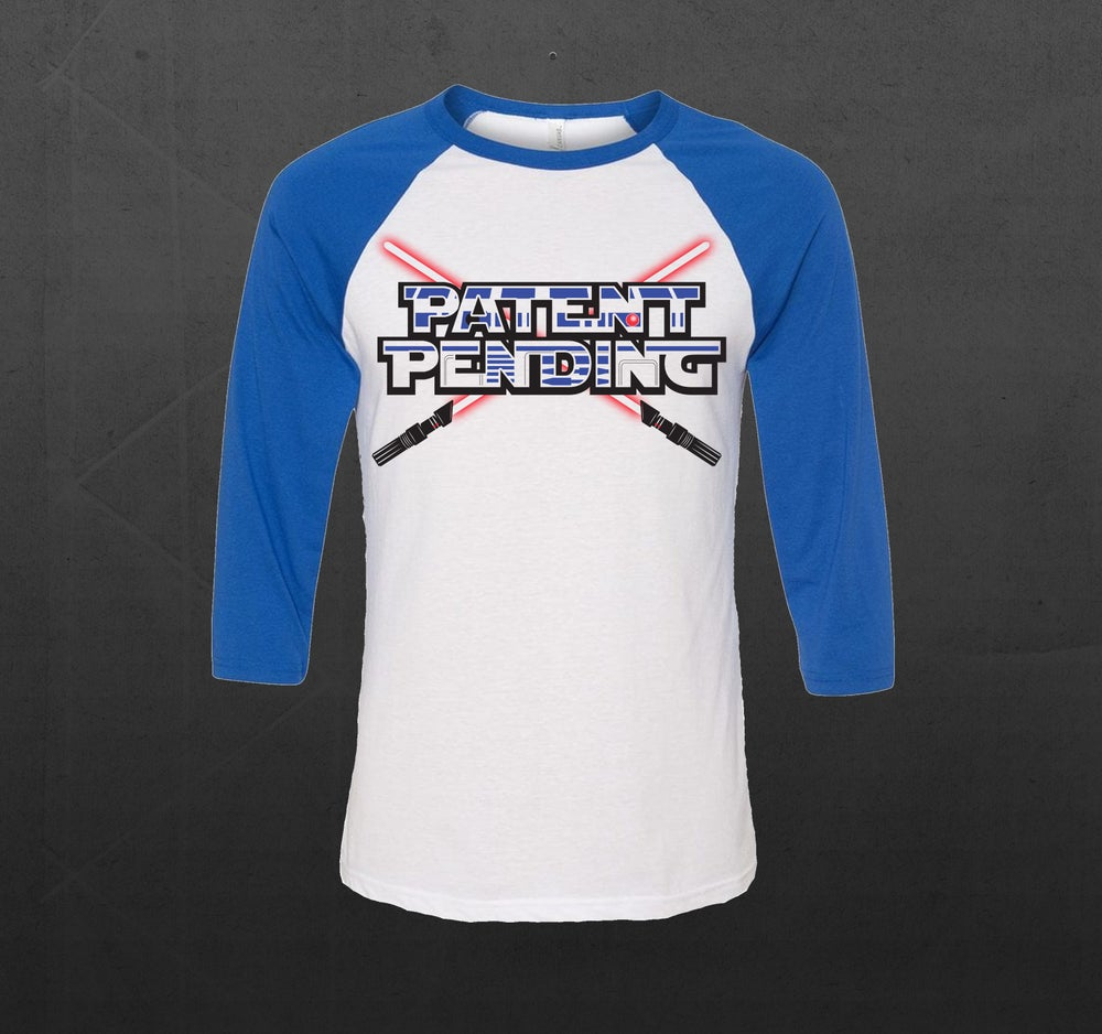 Image of Light Saber Raglan
