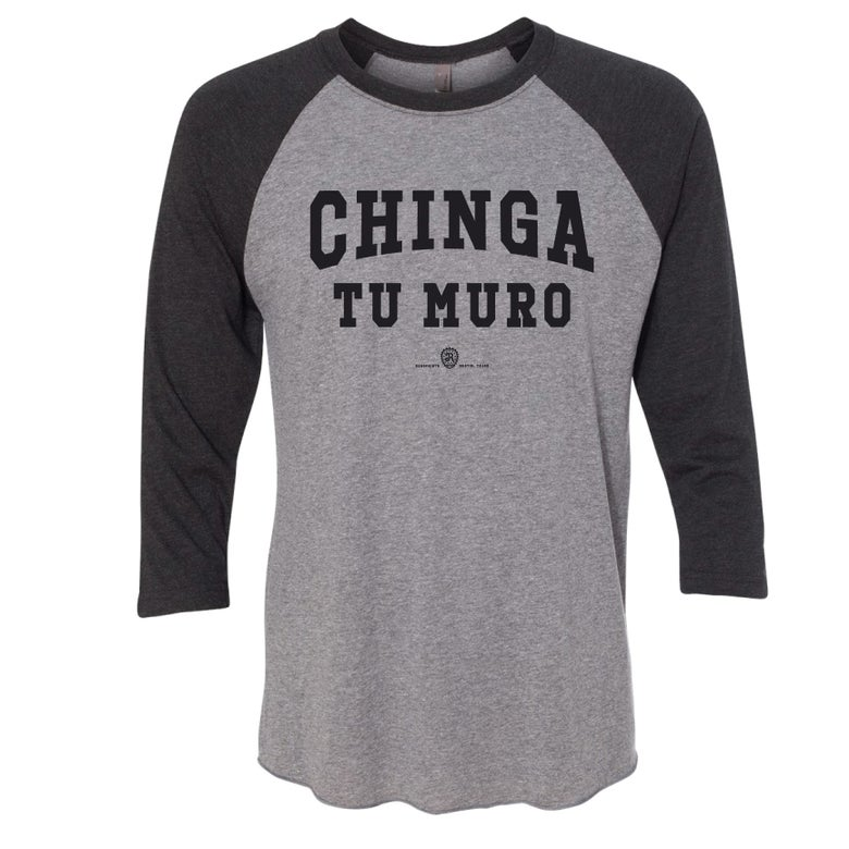Image of CHINGA TU MURO (BASEBALL TEE)