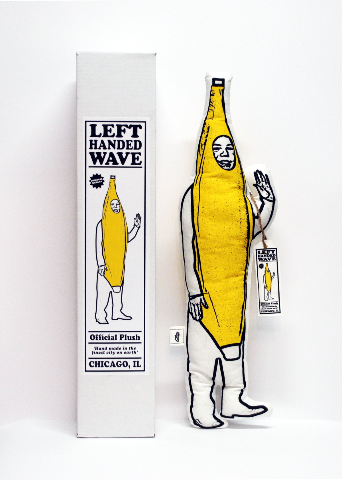 Image of Original Banana Plush