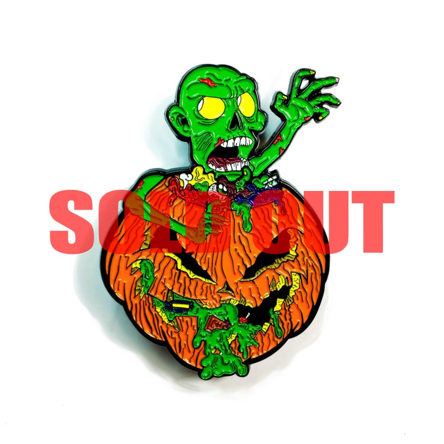 Image of Trick or Treat Pin (LE100)