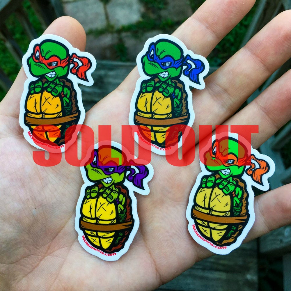 Image of Turtle Bros. Slap Set