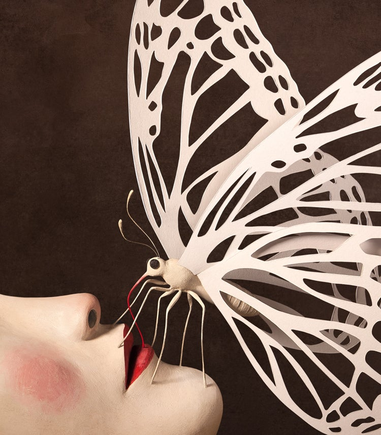 Image of Butterfly - Giclée Print
