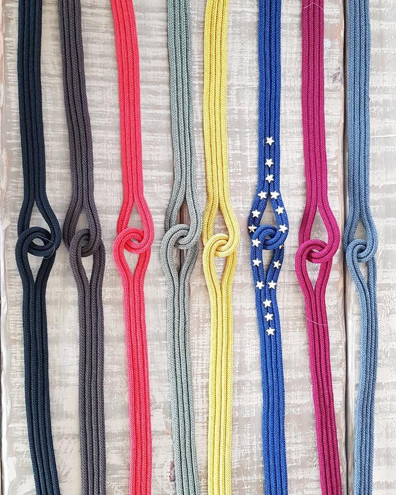 Image of Cinturones Cordón TRENZADO