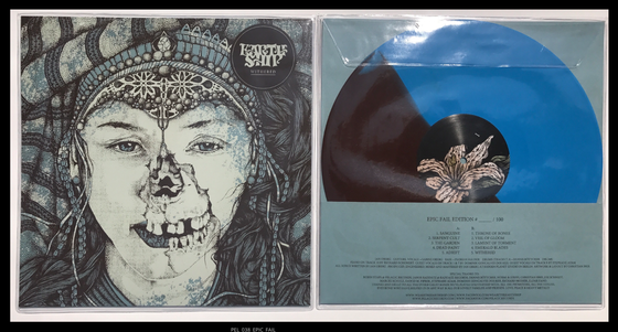 """Image of EARTHSHIP - """"WITHERED"""" LP -  EPIC FAIL EDITION"""
