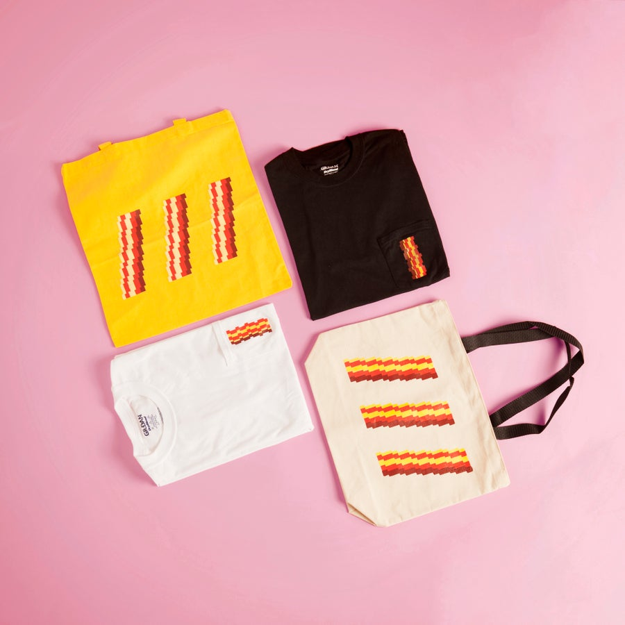 Image of Holiday 2018 Gift Set — ANY Shirt + BAG
