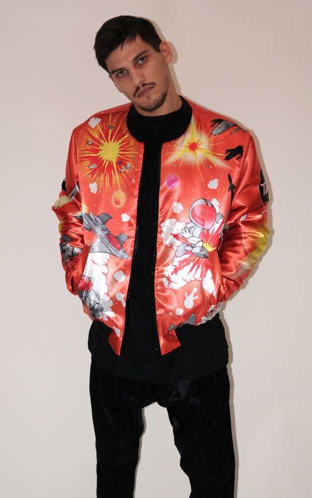 Image of TZUJI BOY REVERSIBLE JACKET
