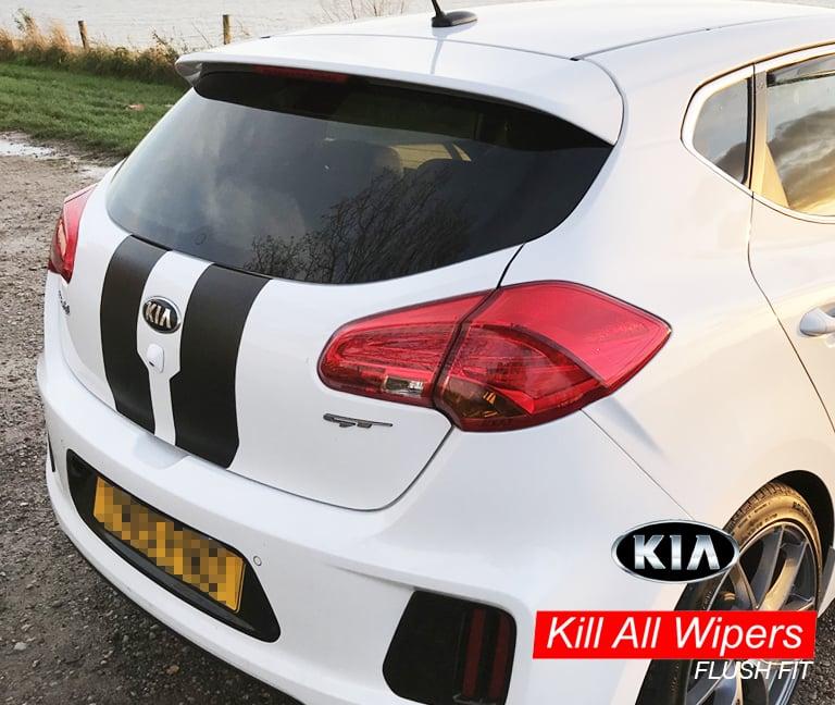 Image of KIA - CEE'D MK2 - FLUSH FIT WIPER DELETE KIT