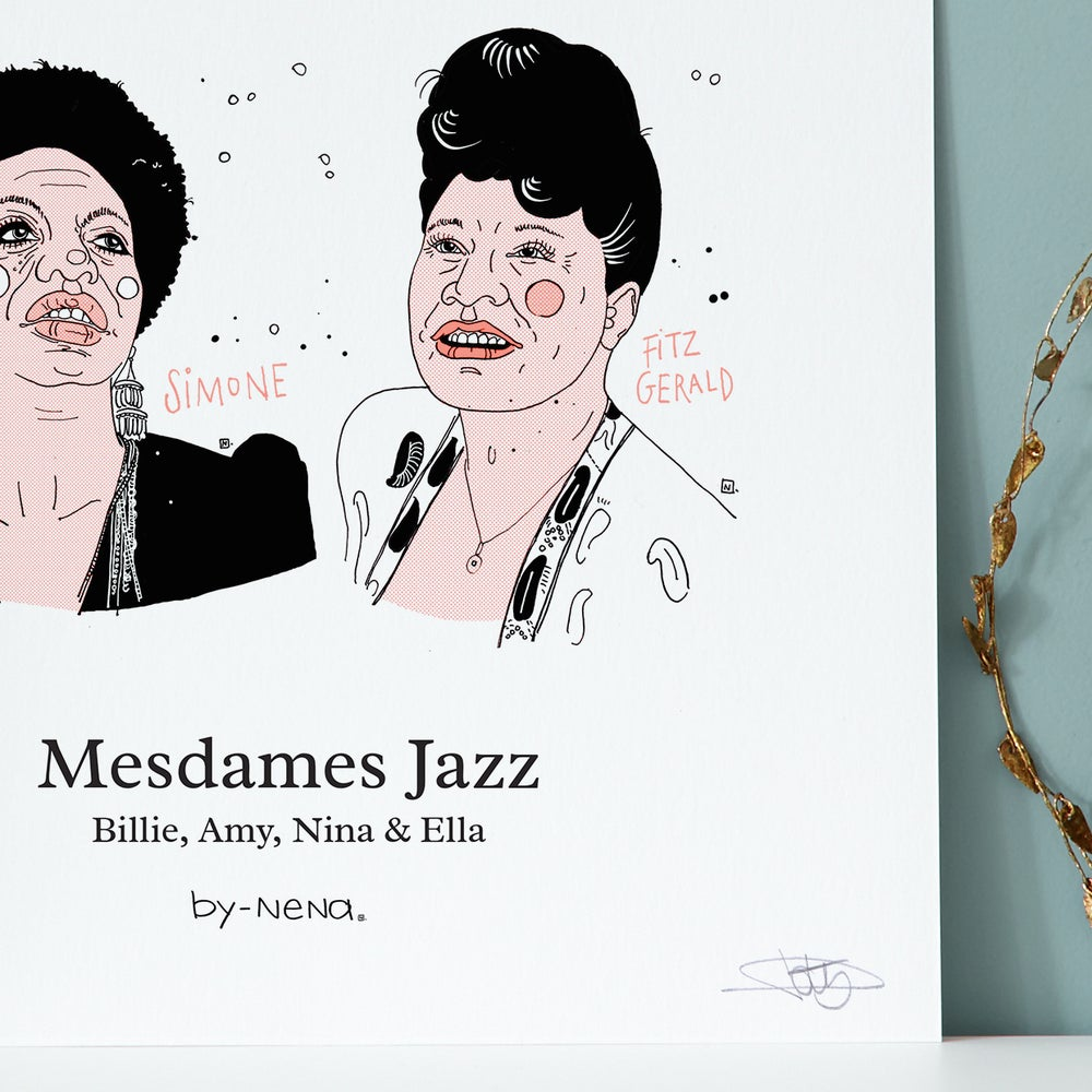 Image of Mesdames jazz