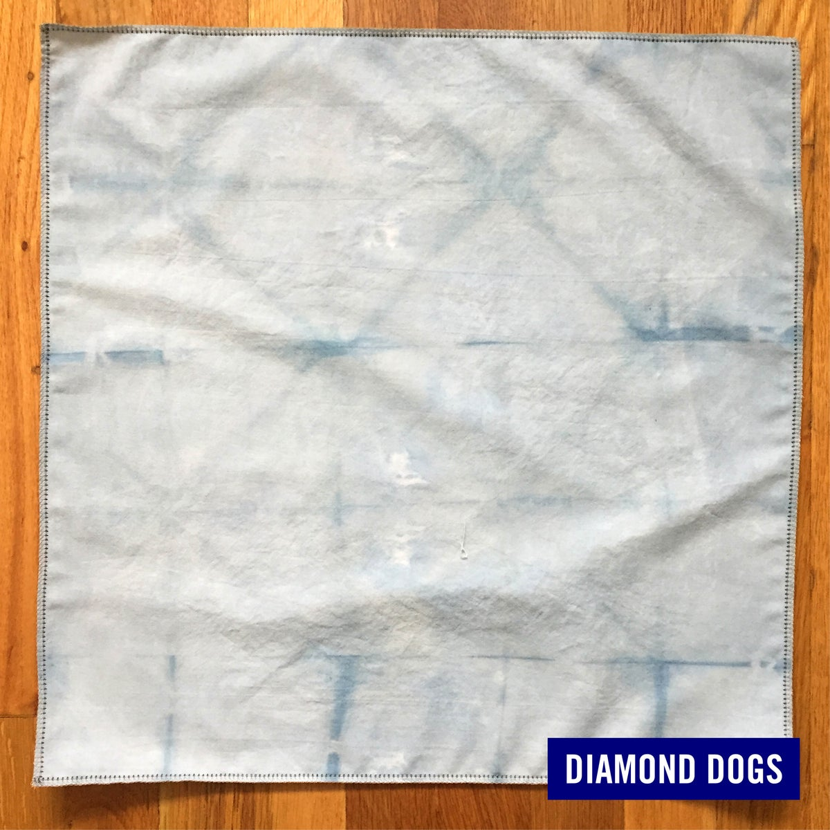 Image of Shibori Handkerchief