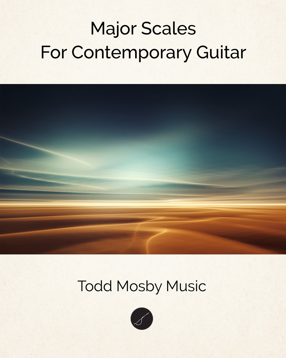 Image of Major Scales For Contemporary Guitar