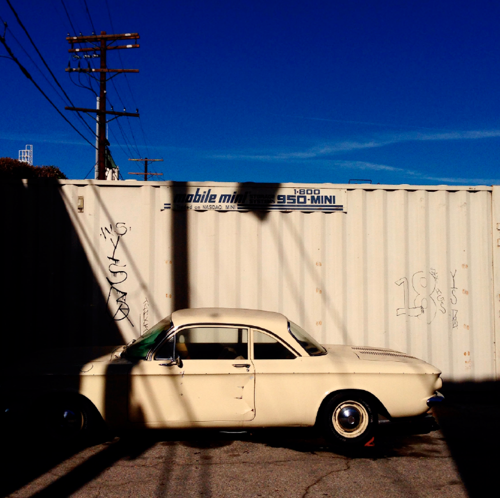 Image of Car, Los Angeles, CA. 2016
