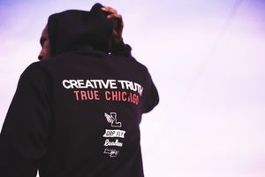 Image of True Chicago Leaders x GRPFLY Hoodie