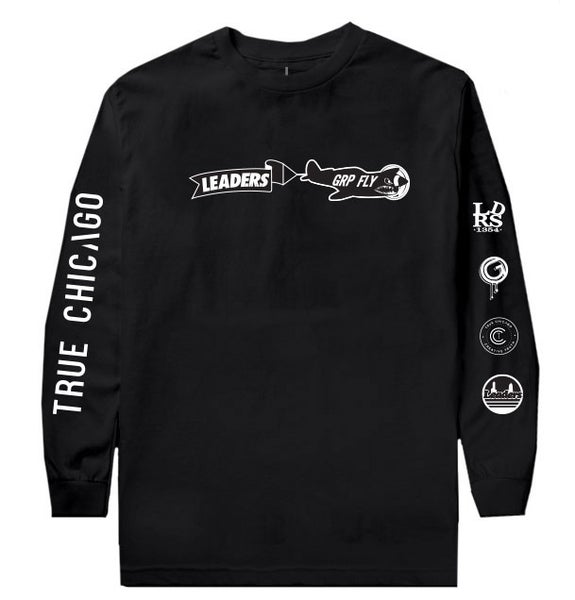 Image of True Chicago Leaders x GRPFLY premium long sleeve