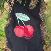 Image of Cherry Tank Top/Cherry Sticker