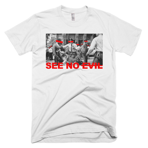 "Image of ""See No Evil"" - White"