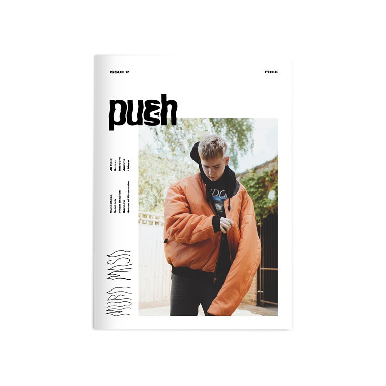 Image of PUSH Issue Two