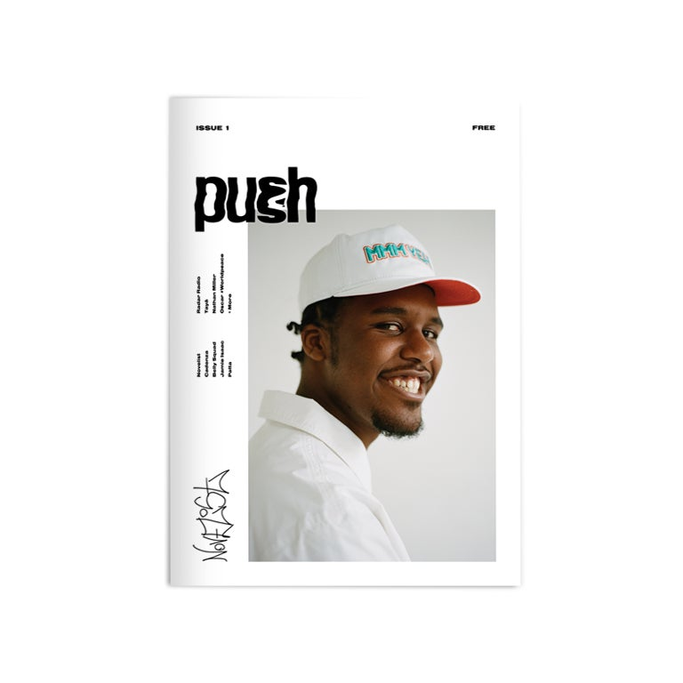 Image of PUSH Issue One