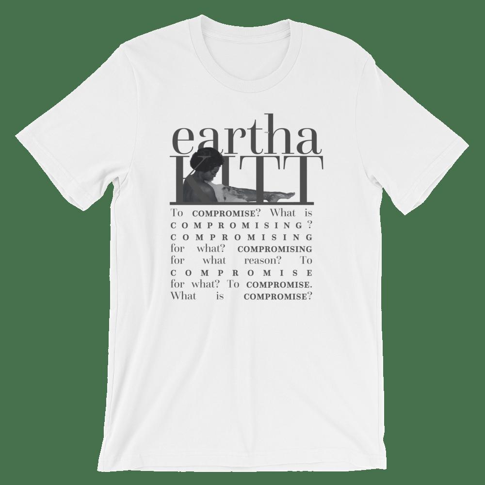 Eartha Kit T shirt; Eartha Kitt Tee Shirt