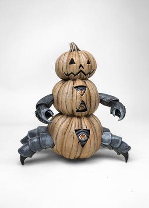 """Image of HALLOWEEN  """"Beneath The Harvest"""" Pumpkin Crab - Vinyl Figure"""