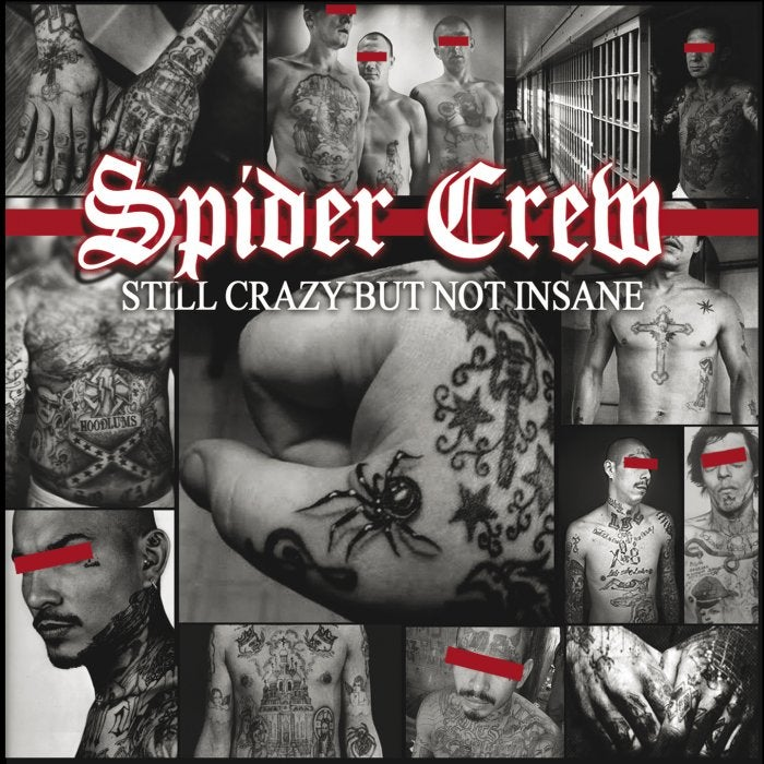 Image of Spider Crew - Still Crazy But Not Insane CD