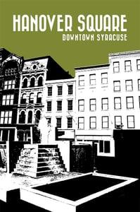 Image of hanover square neighborhood print