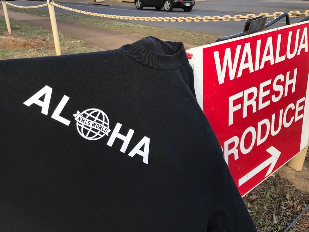 Image of ALOHA WORLD