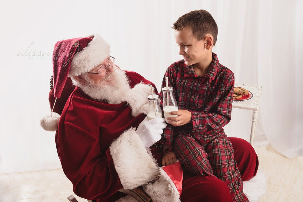 Image of Santa Mini Session Full Gallery Upgrade
