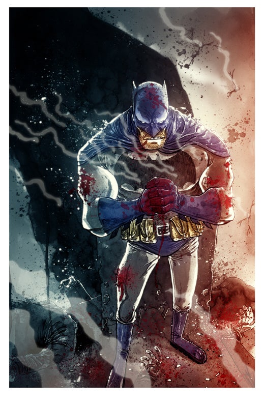 Image of FRANK MILLER'S BATMAN