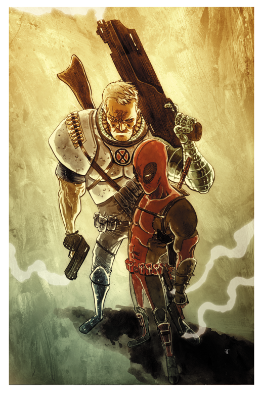 Image of DEADPOOL & CABLE