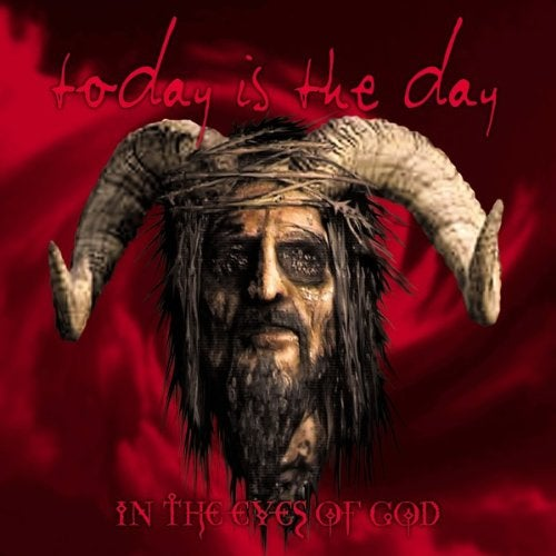 "Image of IN THE EYES OF GOD ""DIE BY THE WOLF"" DVD AND CD"