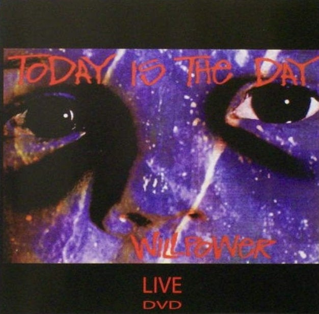 Image of WILLPOWER LIVE DVD