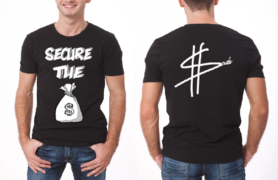 Image of Secure The bag T Shirt
