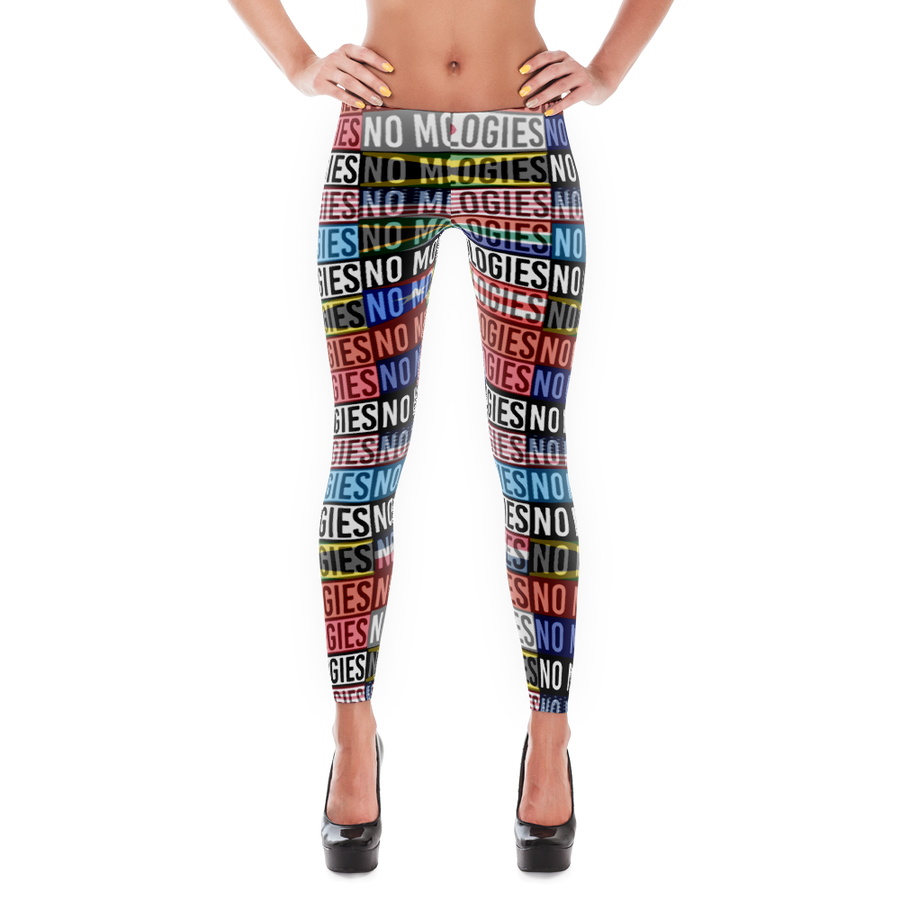 Image of No More Apologies Female Leggings