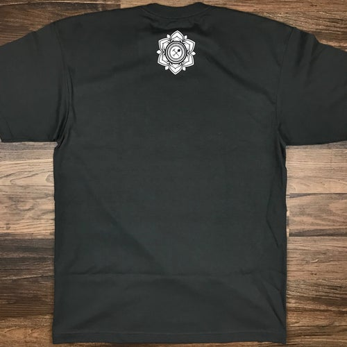 "Image of ""Cross Dynamic"" Men's Heavyweight Tee"