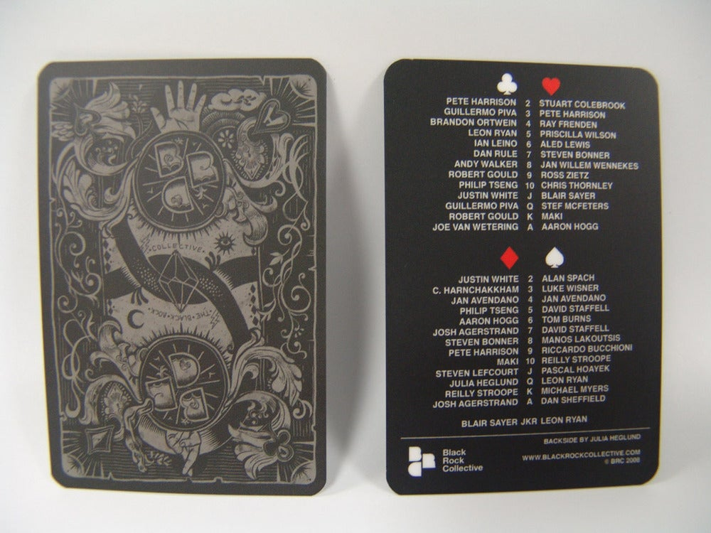 Blackrock Collective Card Deck v1