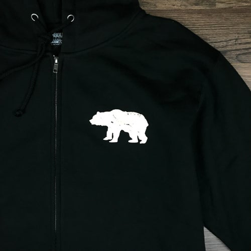 "Image of ""Tradewinds"" Men's Zip Up Hoodie"