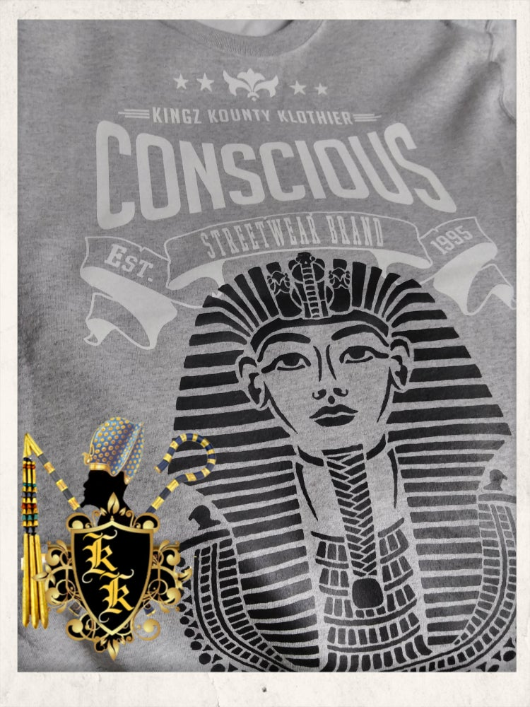 Image of KING TUT SWEATSHIRT