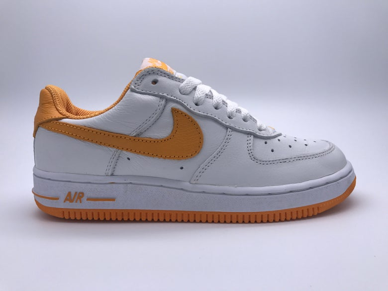 buy online 10284 f56f3 Image of NIKE AIR FORCE 1 (GS)