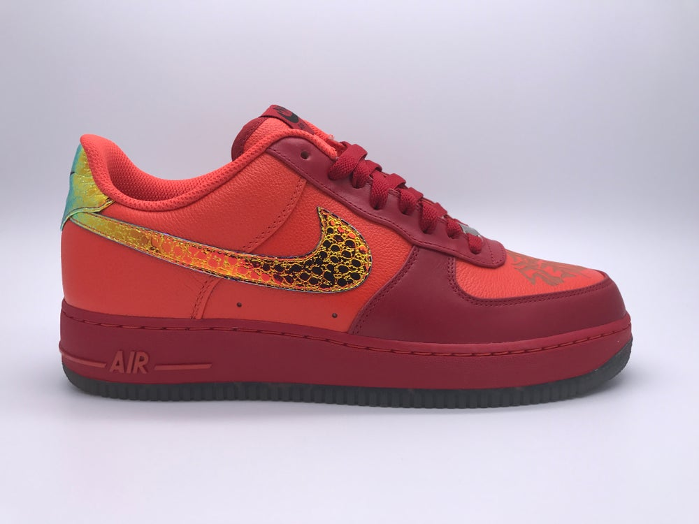 huge selection of da047 fe4ae Image of NIKE AIR FORCE 1  07 LE DB