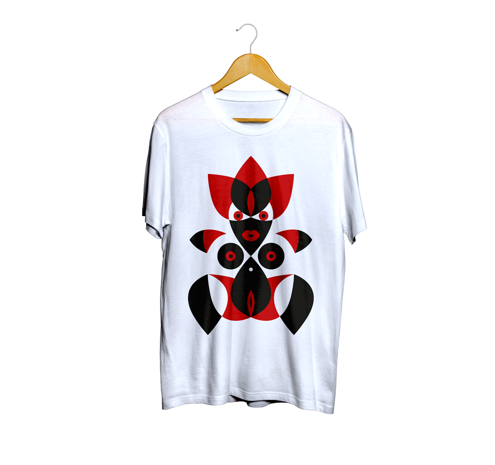 Image of Giada Mesi | T-Shirt White