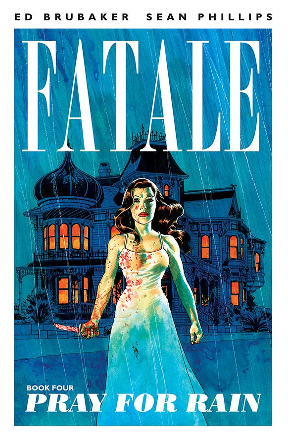 Image of Fatale V4 Pray For Rain