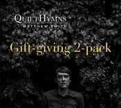 Image of QuietHymns CD 2-pack