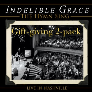 Image of The Hymn Sing: Live In Nashville CD 2-pack