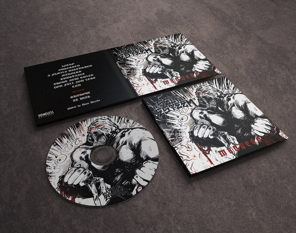 Image of MADNESS - CD (Digipack)