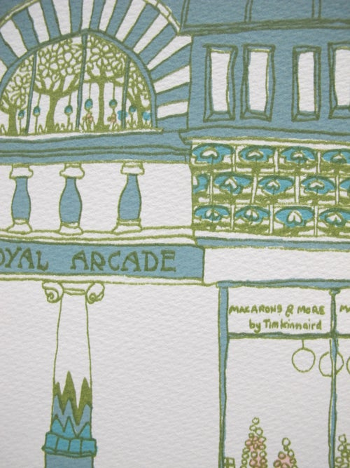 Image of A is for Royal Arcade