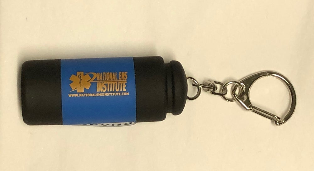 Image of NEI Flashlight Keychain