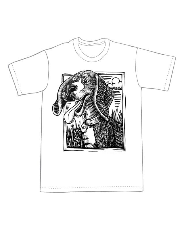 Dog T-shirt (B2) **FREE SHIPPING**