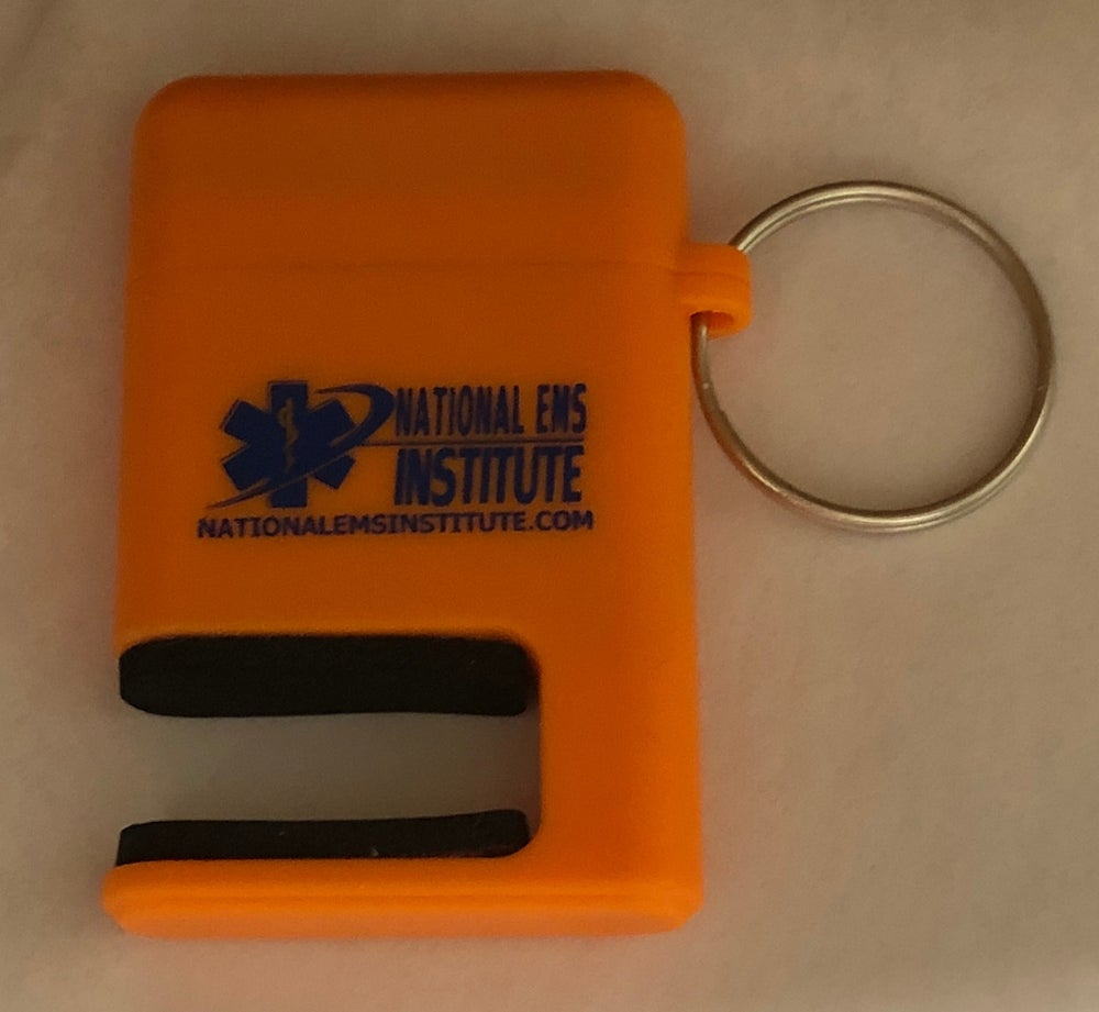 Image of NEI Phone Screen Cleaner Keychain