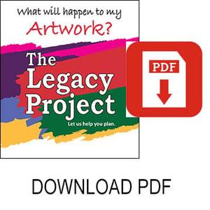 Image of Artist's Legacy Workbook Download (PDF)